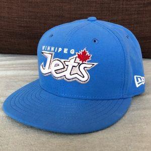 Winnipeg Jets NHL New Era Fitted Hat
